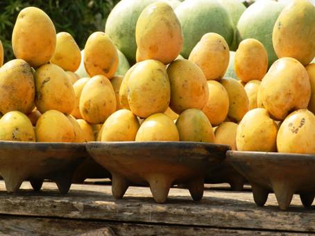 Mango Chutney - Sweet and Spicy Spread!