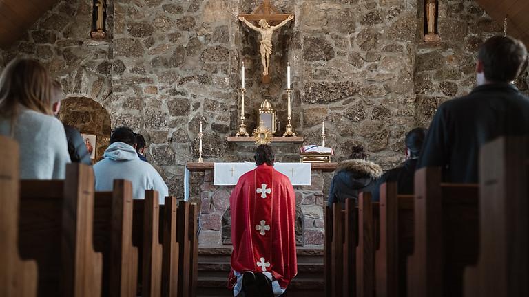 S. Messa nella vigilia della Solennità di Tutti i Santi