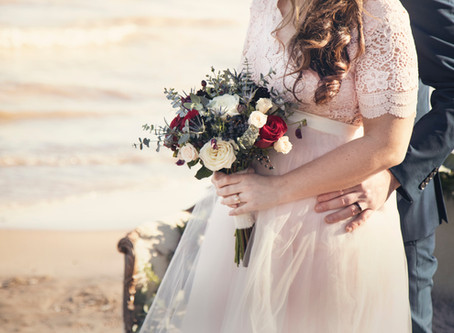 What is a destination wedding?