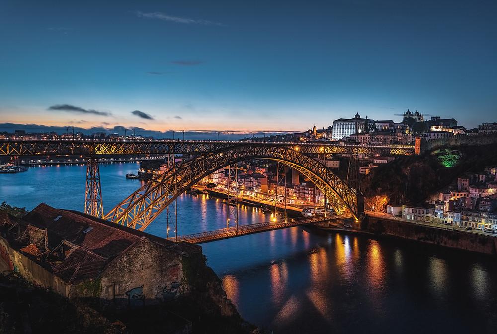 Fete de la Saint Jean Porto - Voyage a Porto Blog