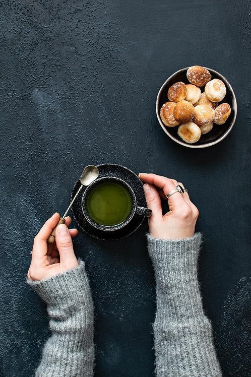 Organic Sencha Mint Tea