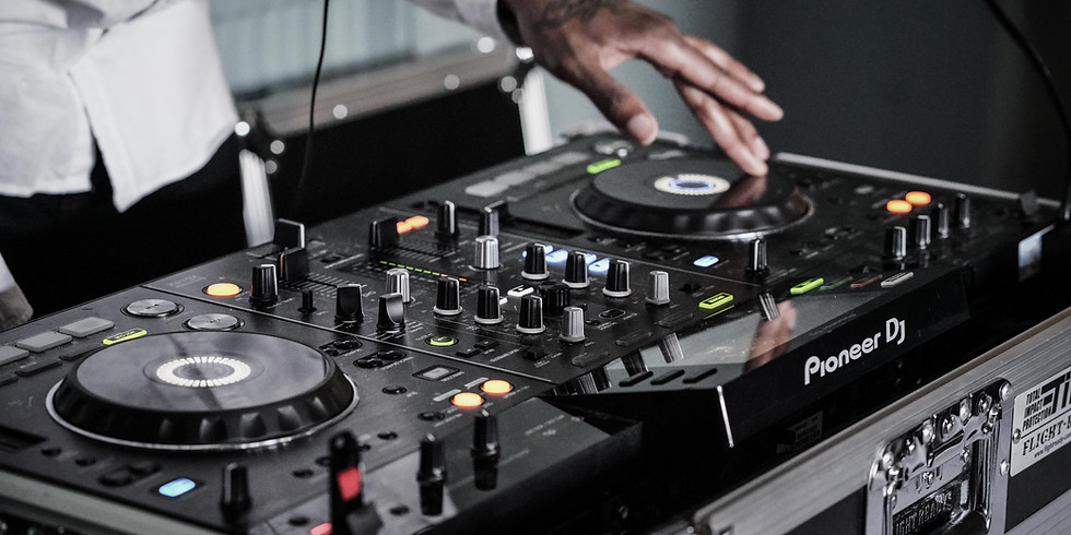 Live music with DJ Mista Nice