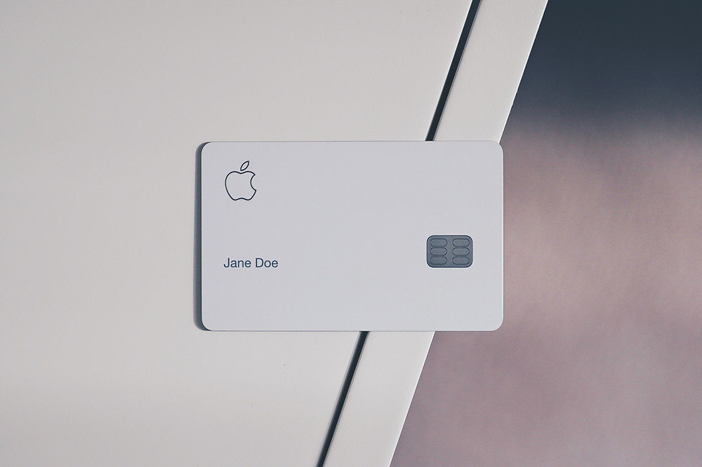RFID chip credit card