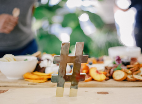 Top Food and Event Hashtags for 2020