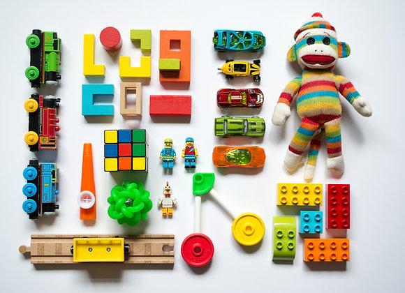 Магазин игрушек | торговля товарами для детей | финансовая модель бизнес пла