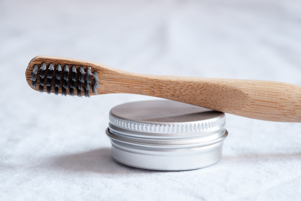 Bamboo toothbrush M.A.D Organics