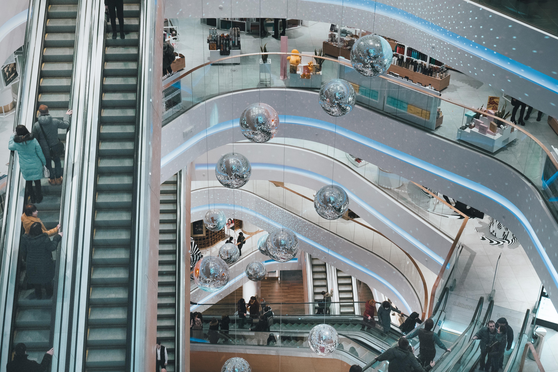 Mall runs