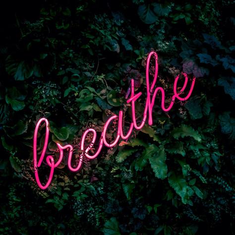 Die Welt hält die Luft an. Richtig atmen in stressigen Zeiten.