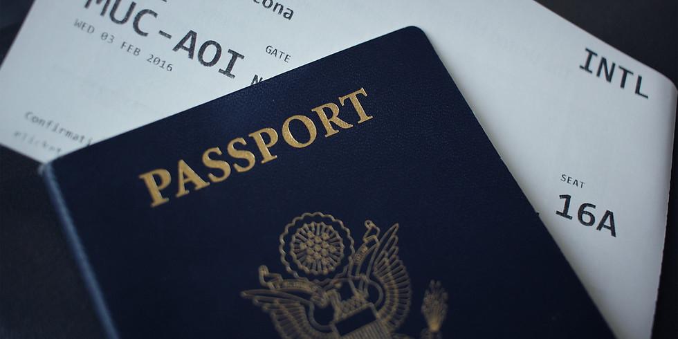 USPS Passport Fair