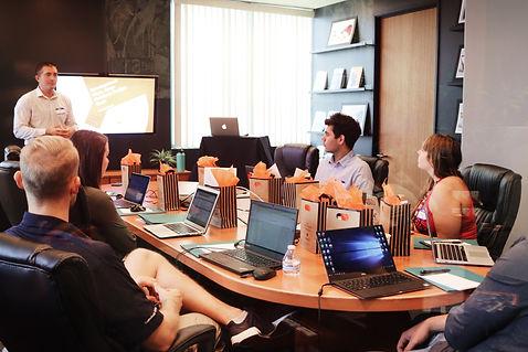 Projektcoaching und Moderation von Workshops