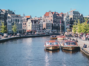 Honeymoon Project - Amsterdam