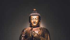 The Buddha and New Year's Resolutions