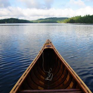 Full day canoe rental