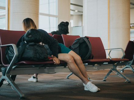 9 Reasons Why Traveling Makes You So Tired