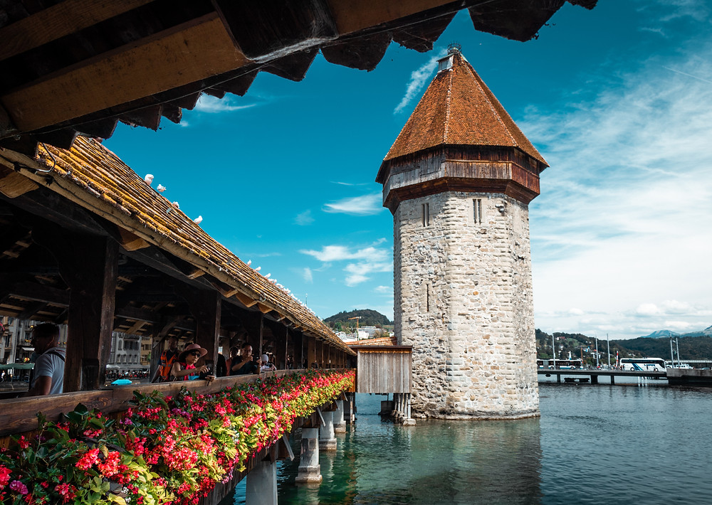 Lucerne is one of the best European cities to visit thanks to its prime location and history