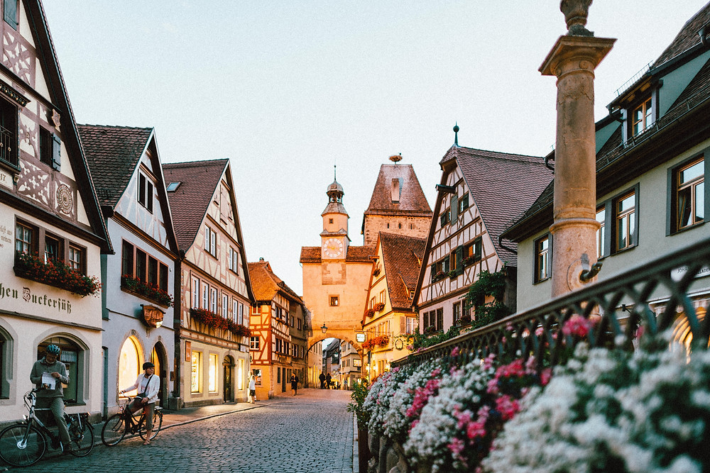 Discover the Beauty of Europe in the Fall by Anna Fishman, Bergen County Moms