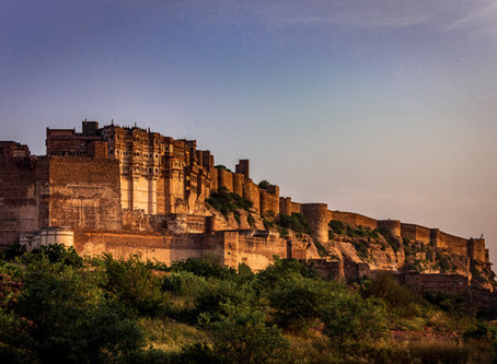 Is Meherangarh Fort Cursed? Here's What No One Tells You About Meherangarh Fort, Jodhpur.