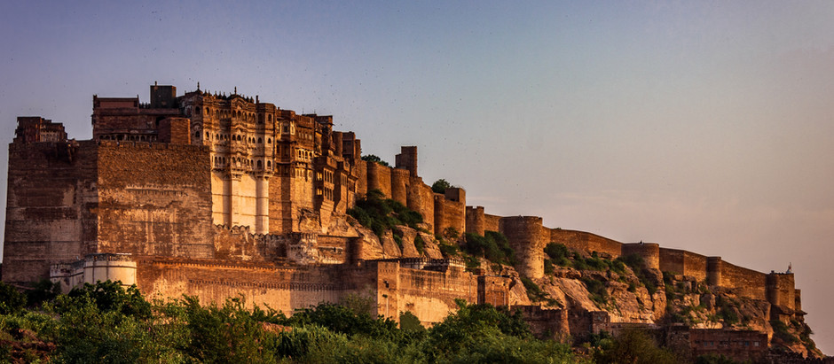 Is Meherangarh Fort Cursed? Here's What No One Tells You About Meherangarh Fort, Jodhpur.