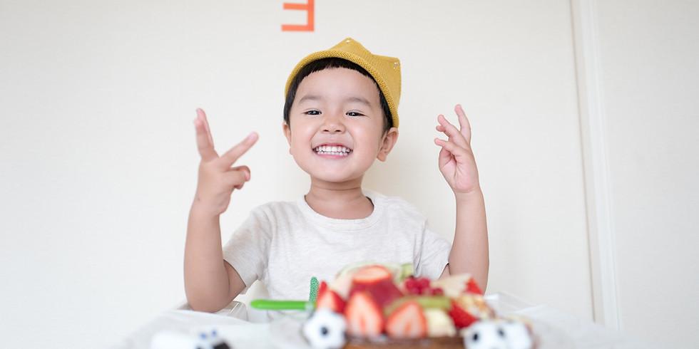 Masterclass de Repostería para niños