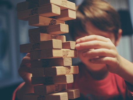 Jenga & The Tipping Point