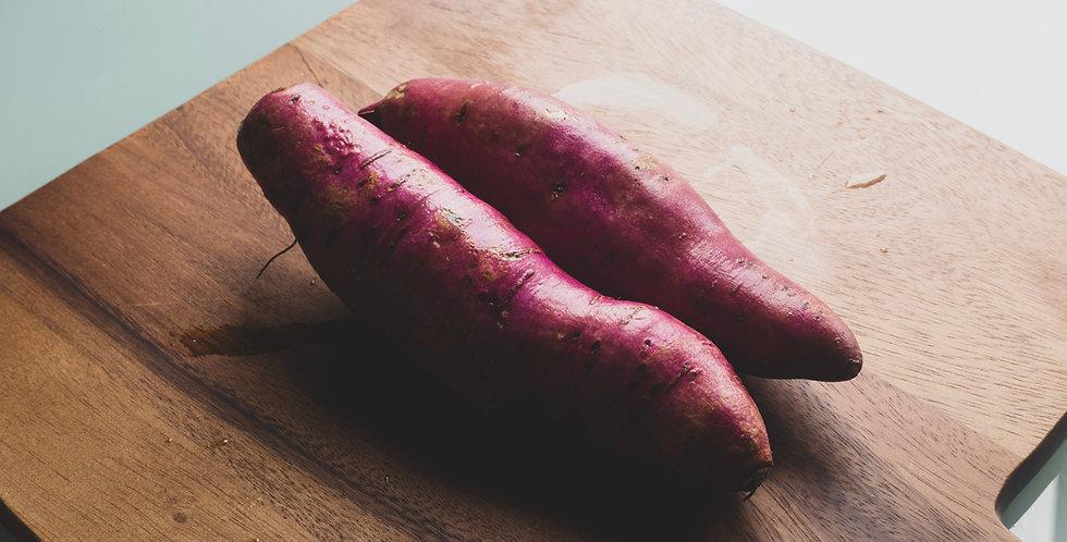 Organic Sweet Potatoes 3lb bag