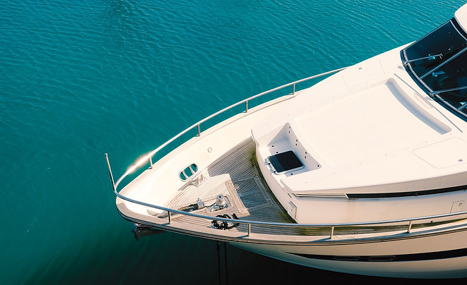 Patterned parts for Yachts