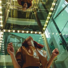 The Body is a Mirror by Lotté Jean Elliott