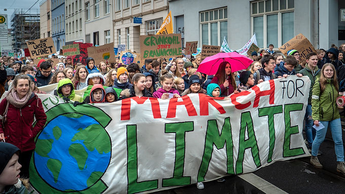 The Global Climate Strike, and how you can Get Involved