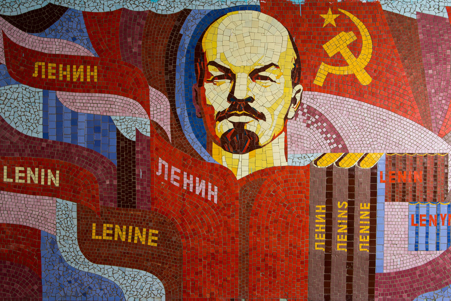 Image by Soviet Artefacts