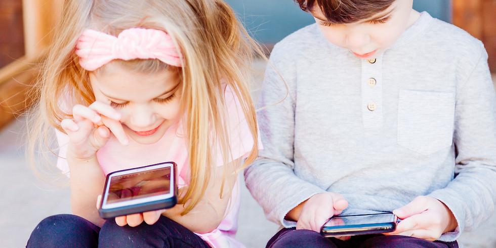 Voor ouders met kinderen met smartphones
