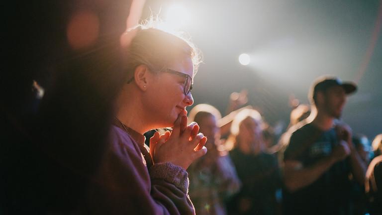 Supper, Prayer and Praise