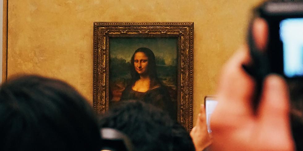 שנים-עשר הציורים המפורסמים בעולם עם אשד מג'1