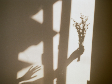 Just Notice the Light: A creative mindfulness activity for stress & anxiety