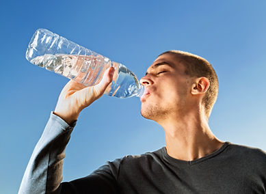 Product Videos | Man Drinking Water
