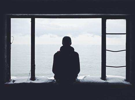 Depressie: Hoe een bijna-dood ervaring mij moed gaf - The dark night of the soul part 1