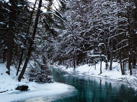 Prayer for Winter Storm Survivors