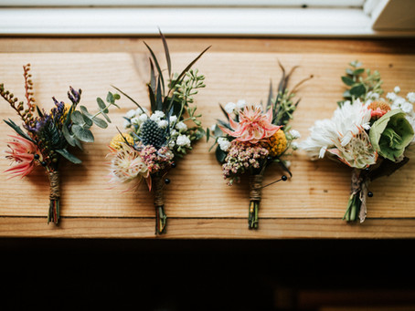 A Florist's Advice for Planning your Wedding Flowers