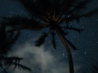 Cenas bajo las estrellas