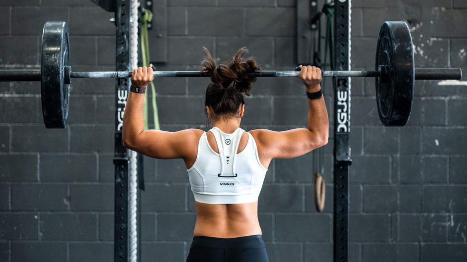 Workout Of The Week: Alison
