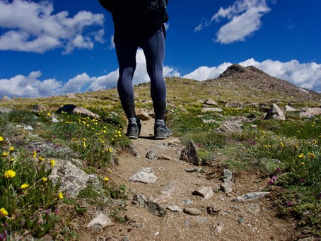 3 Ways to Help Avoid a Sprained Ankle While Hiking