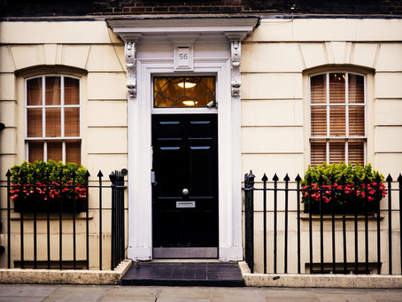 Feng Shui and House Numbers