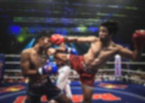 Petch Buncha Stadium, muay Thai boxing, Baan Saitara Villas luxury accommodation Koh Samui Island