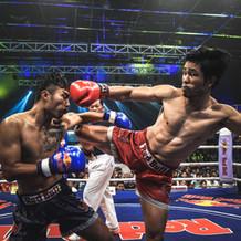 Kick Boxing in Phnom Pehn