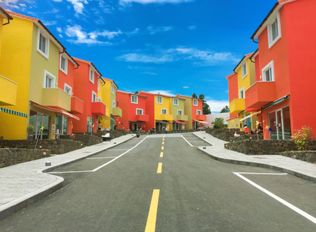 Becoming Part of The Neighbourhood