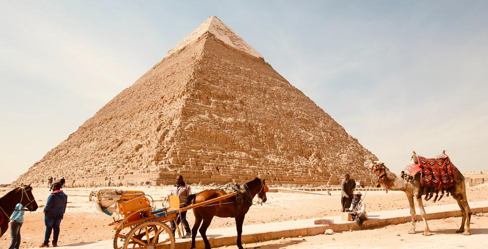 arabic pyramid