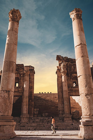 CK HAMIDI Historie Jordánska