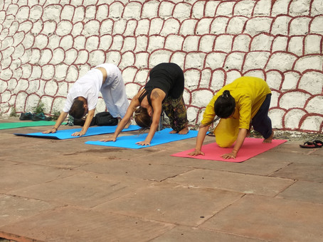 Benefits of Yin Yoga