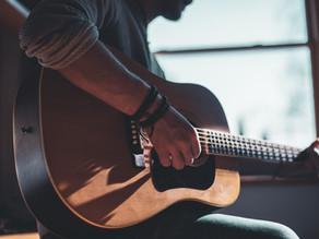 Lockdown Learning: Guitar