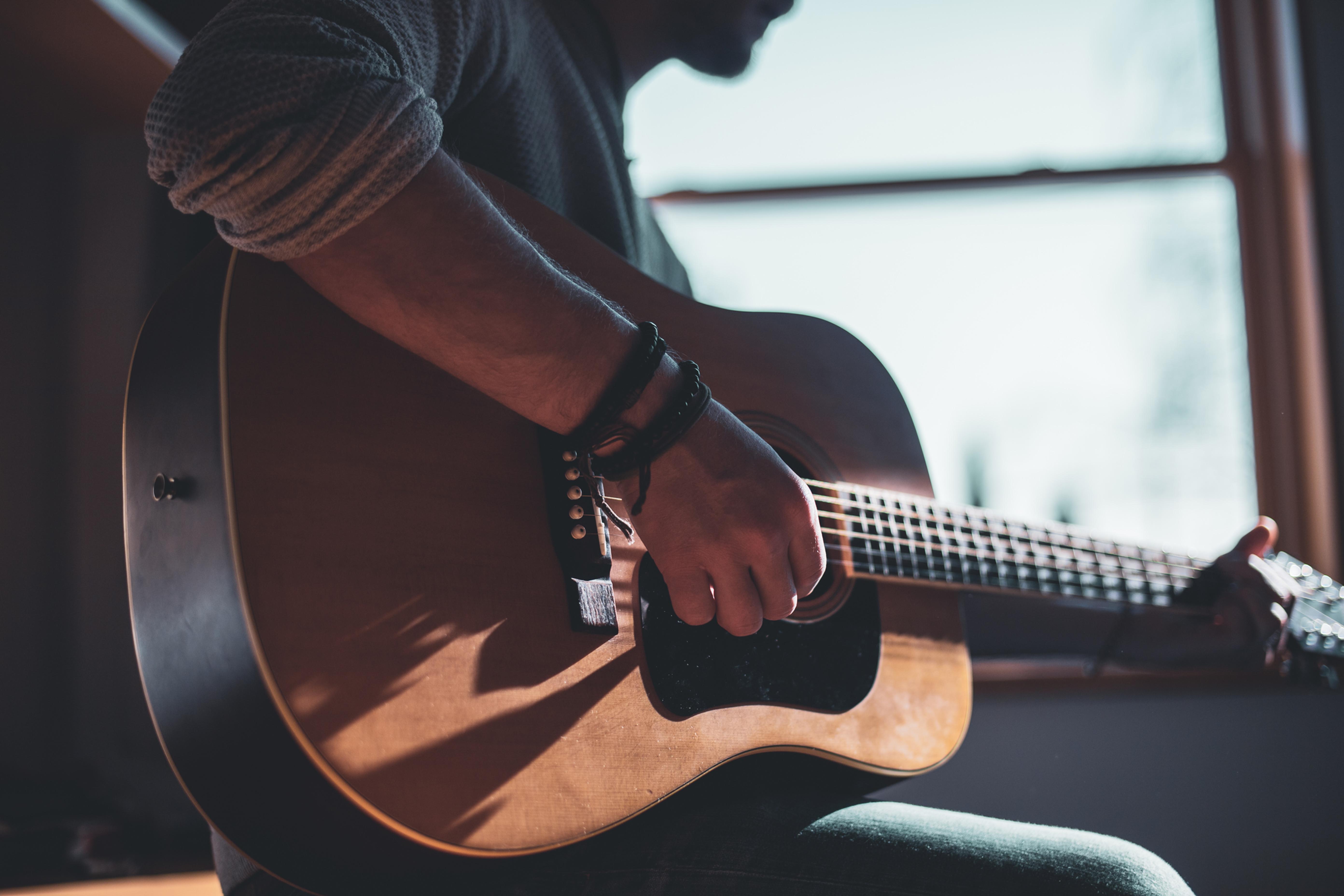 Beginning Guitar (9-adult) $50/Semester