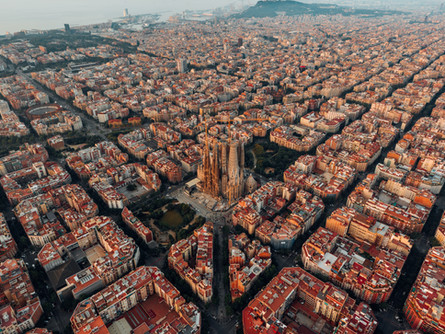 Barcelona's 'Human Towers' Return After COVID-19 Pandemic